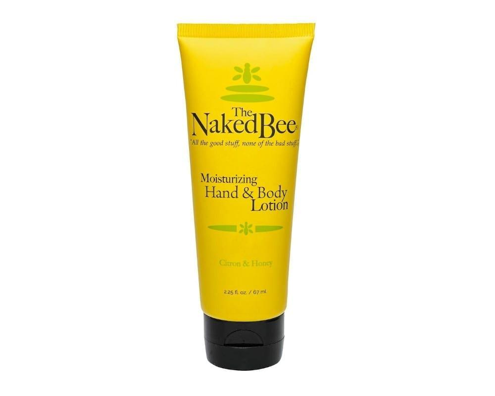 NEW The Naked Bee Orange Blossom & Honey Hand and Body