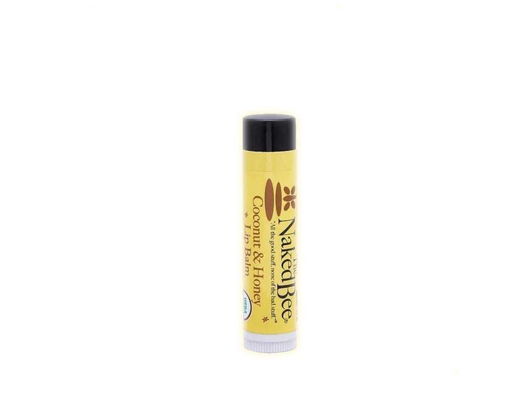 The Naked Bee Lip Balm 0.15 oz, 3 Pack (Coconut Honey
