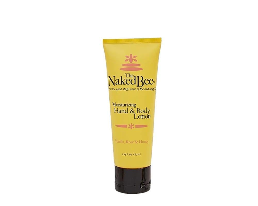 The Naked Bee Nag Champa Moisturizing Hand & Body Lotion 2